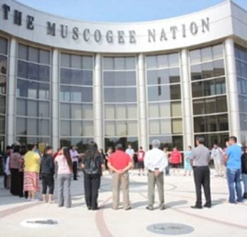 The Muscogee Nation