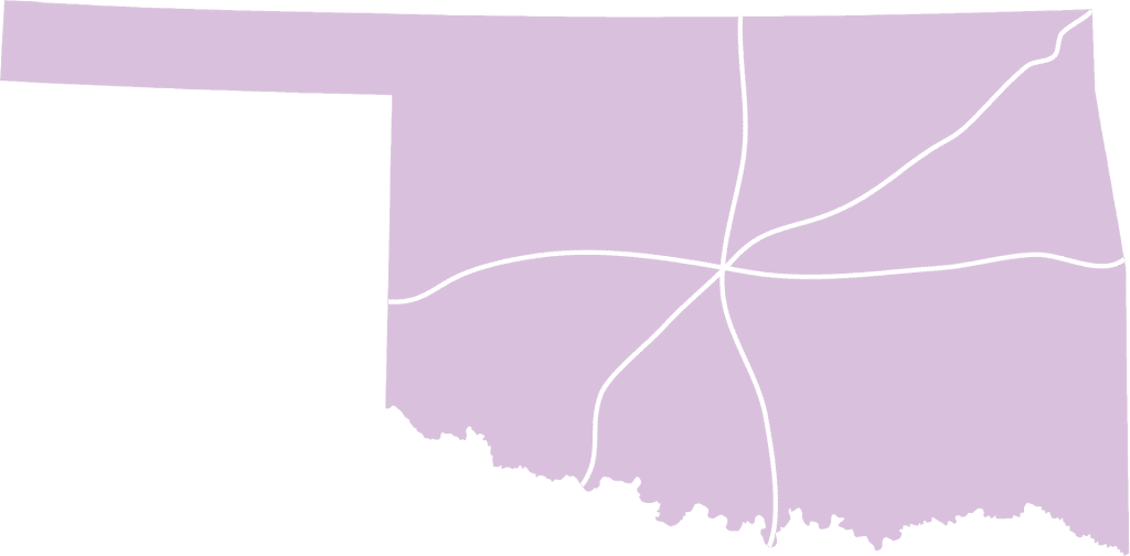DirectComplete Oklahoma Map