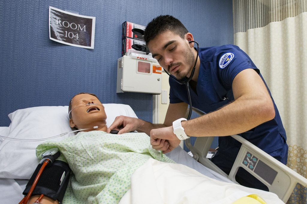 Oklahoma Reach Higher Nursing Student