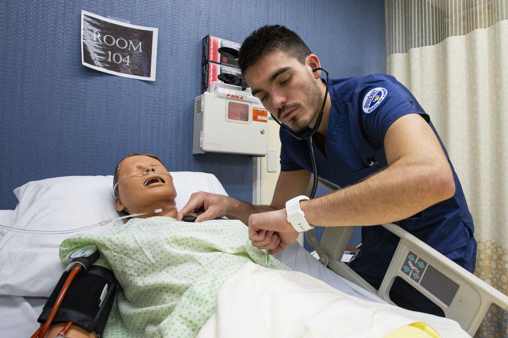Oklahoma Reach Higher Nursing Student