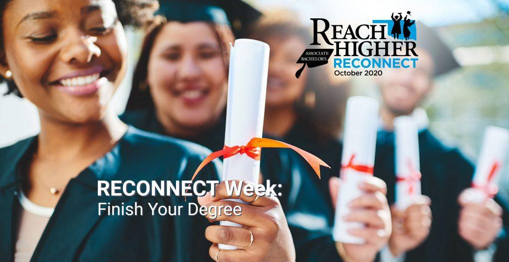 Reconnect Week: Reach Higher Oklahoma Program